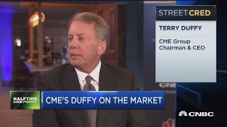 CME Group CEO: Trade deficits are not a bad thing for the US
