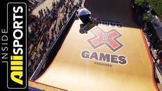 PLG Gets Gold, Paul Zitzer Looks at X Games Skate | Inside Alli Sports