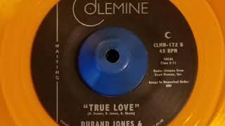 """True Love"" Durand Jones & The Indications On Colemine Records 2019"