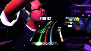 DJ Hero - Rock the Bells vs. Bittersweet Symphony DJ Jazzy Jeff Mix HD