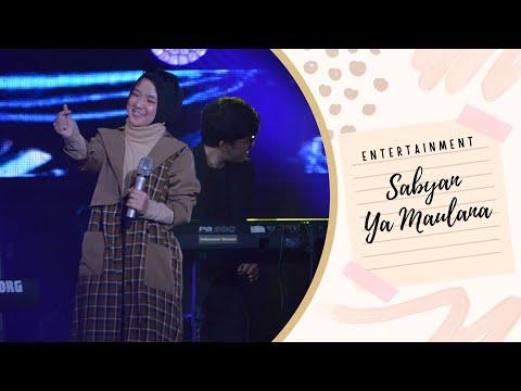, title : 'YA MAULANA - KONSERT SABYAN LIVE IN MALAYSIA 2019'