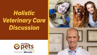 Holistic Veterinary Care Discussion With Dr. Mercola, Dr. Becker and Dr. Barbara Royal