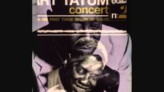 I COVER THE WATERFRONT - Art Tatum - 1955