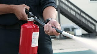 How to Use a Fire Extinguisher Before You Need It    Consumer Reports