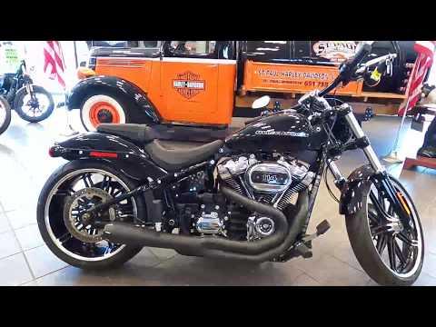 2018 Harley-Davidson Breakout 114 FXBRS