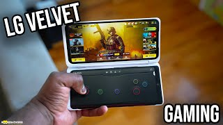 LG Velvet Gaming Test: PUBG Mobile , FORTNITE, COD Mobile