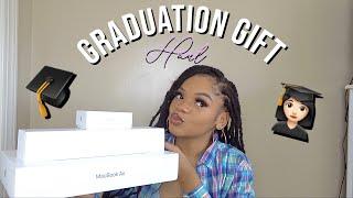 Graduation Gift Haul || 2020 🎓