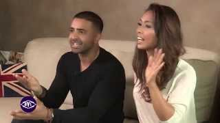 Jay Sean and Thara Interview part 2