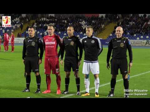 1 liga: Stal Mielec - Zagłębie Sosnowiec 2-0 [KULISY, DOPING]