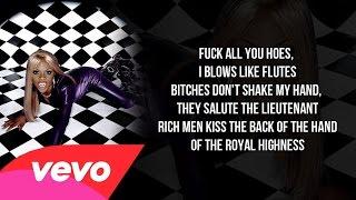 Lil' Kim - Play Around (Lyrics Video) HD