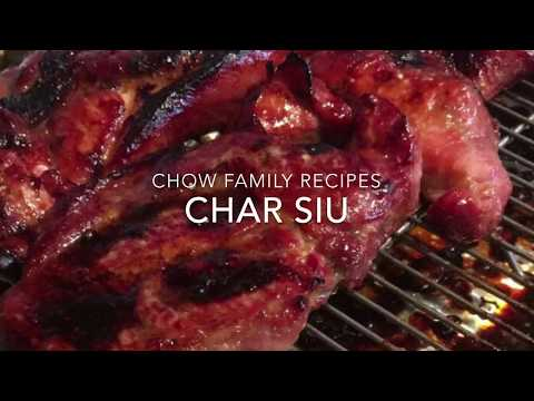 Homemade Char Siu