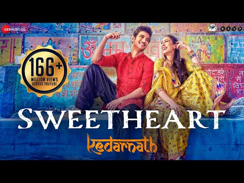 Sweetheart Lyrics (Kedarnath)