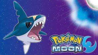 Pokemon: Moon - Sharkpedo!