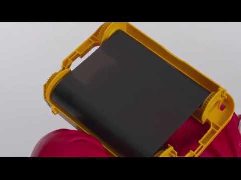 Zebra Thermal Transfer Ribbon Cartridges for Zebra ZD420 Label Printers video thumbnail