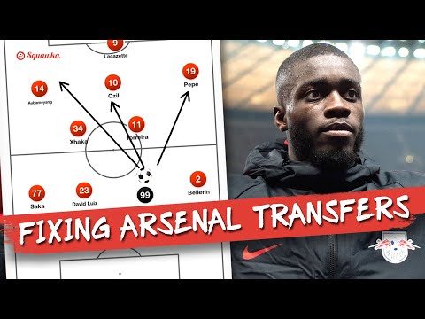 Fixing Arsenal's Transfer Situation