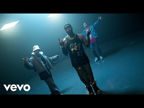 Tainy Anuel Aa Ozuna Adicto Official Video