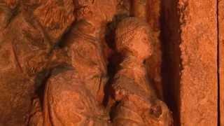 preview picture of video 'Tombeau de Saint Firmin Abbaye de St Acheul à #Amiens'