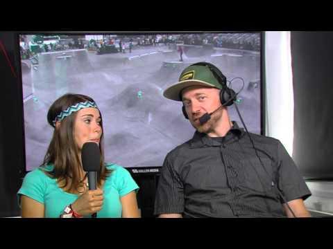 Ultrabowl 5 - Interview Amelia Brodka