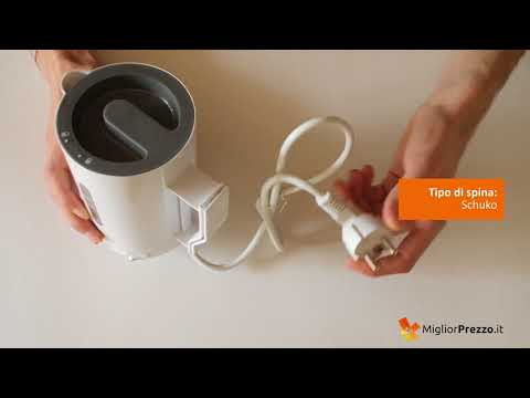 Bollitore da viaggio Black and Decker DC1005 Video Recensione