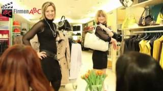 preview picture of video 'Modehaus Boutique ALESSIO in Stockerau - Damenmode, Accessoires, Abendkleider'