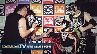 Aro Lucha: El Especial (ESTE JUEVES en ContralonaTV)