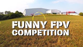 FPV-DIRK: FUNNY FPV COMPETITION (RACING, FREESTYLE, RACE-TRACK, FPV KIEL)(4k)