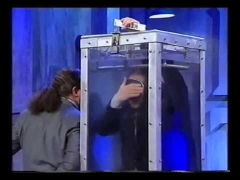 Kouzelnický trik pro Johna Cleese