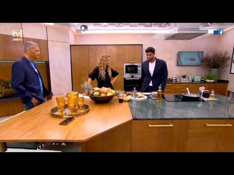 "Dr. Humberto Barbosa e Dr. Tomás Barbosa no programa ""Cristina ComVida"" da TVI"