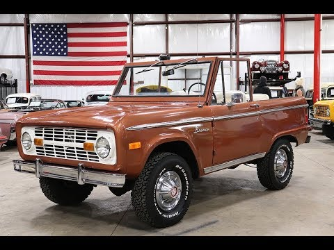 Video of '77 Bronco Offered by GR Auto Gallery - PHUG