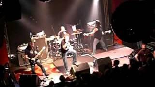 36 Crazyfists - The All Night Lights live in Hamburg