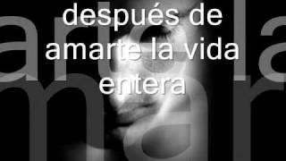 Si Te Perdiera (letra) - Luis Miguel (Video)