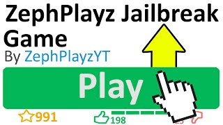 MAKE YOUR OWN JAILBREAK GAME IN ROBLOX! (How To)