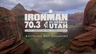 2017 IRONMAN 70.3 St. George Official Race Video