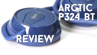 Arctic P324 BT review y unboxing