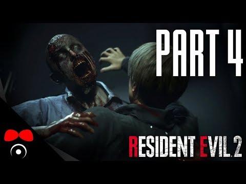 ZOMBIE PESANOVÉ! | Resident Evil 2 #4