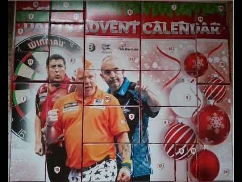 Review McDart Adventskalender 2017