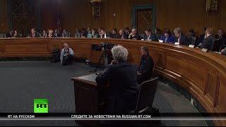 Сенаторы США предлагают наказать RT за российскую пропаганду