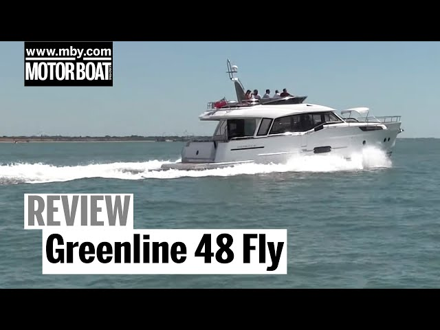 Greenline 48 Fly | Review | Motor Boat & Yachting
