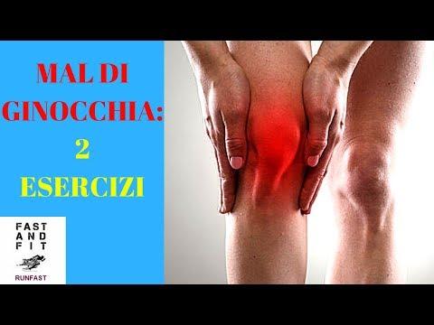 ALMAG utilizzare nella osteoartrite del ginocchio