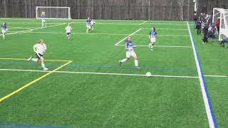Girls U12 Soccer NEFC BBA WC Elite 2006 vs GPS MA Elite White 2006