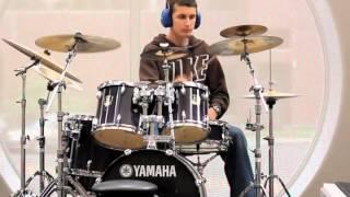 """Tim Johns """"The twistinside"""" (Everclear) Drum Cover - WIMA Recital 2012"""