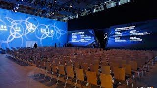b&b eventtechnik - Videodokumentation MB China 2015, Stuttgart