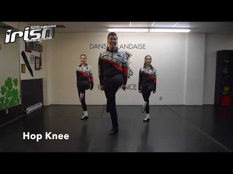 LEARN an EASY Irish Jig Step for St. Patrick's Day #WatchMEjig