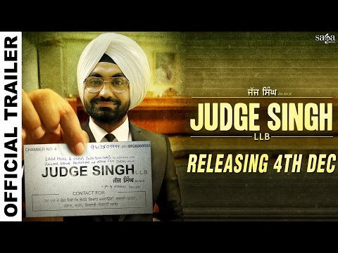 Judge Singh Llb Trailer  Ravinder Grewal