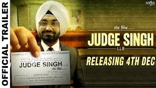 Judge Singh LLB  Trailer  Ravinder Grewal  Latest Punjabi Movies 2015  Full Movie Out  Sagahits