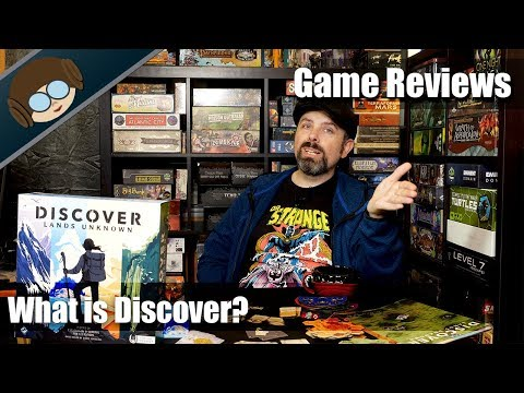 What is Discover: Lands Unknown (Spoiler light review)