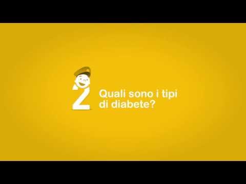 Cibo per i diabetici di tipo 1