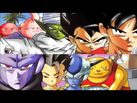 Dragon Ball Super: The Rules of the Universe 6 vs. Universe 7 Tournament