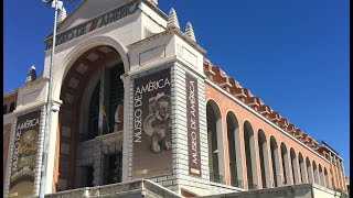 EL MUSEO DE AMÉRICA DE MADRID EN REALIDAD VIRTUAL