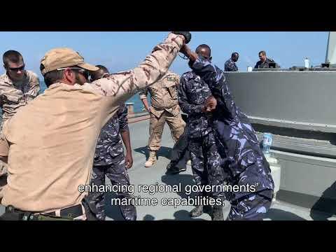 EU CSDP missions and operations - EUNAVFOR Atalanta